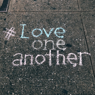Love. One. Another.