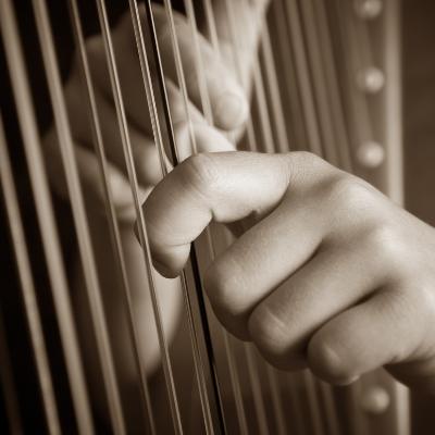 Chapel Time – David Plays His Harp for King Saul – Music and Joy