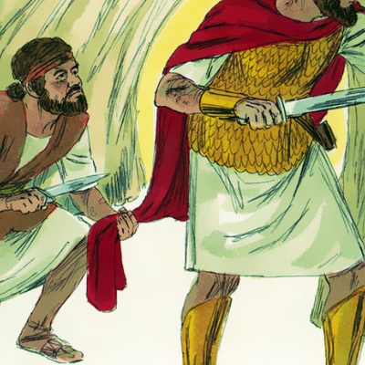 Chapel Time -May 26, 2021 – David Spares Saul
